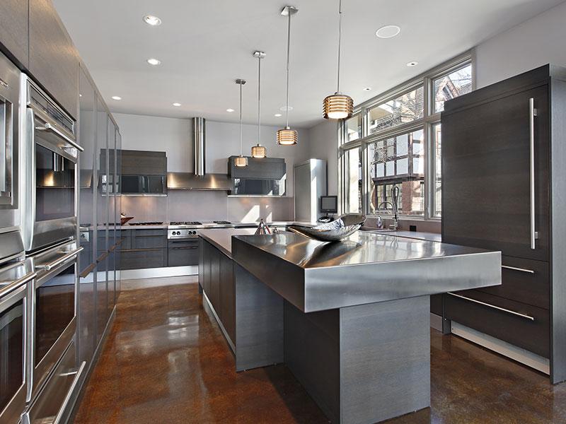 cucina in biomalta pavimenti in biomalta sardegna