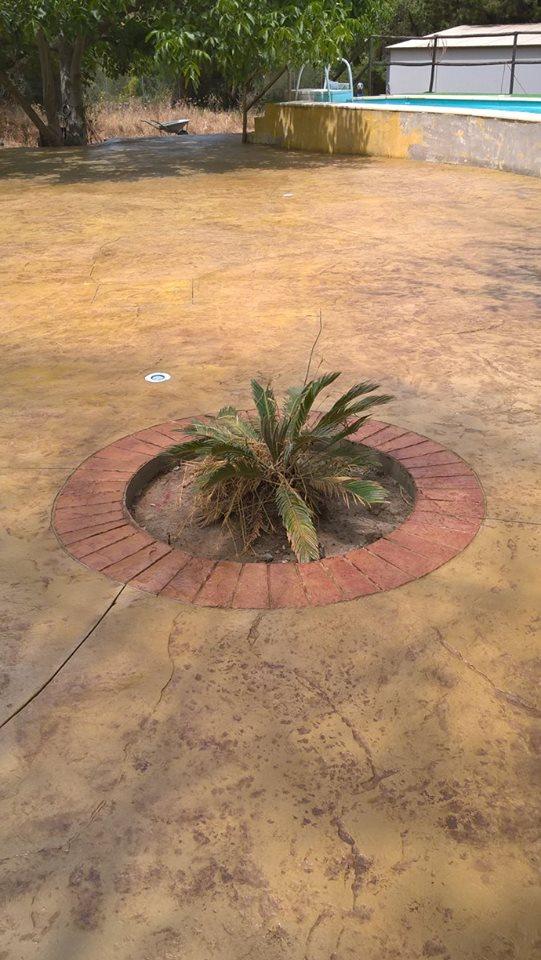 PAVIMENTO STAMPATO CAGLIARI SARDEGNA - Il pavimento stampato mantiene le caratteristiche di praticità del calcestruzzo ma lo trasforma in una superficie....